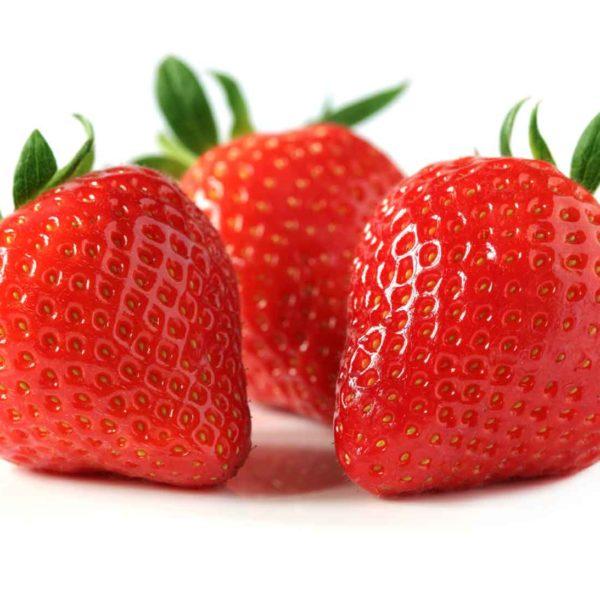strawberry triple